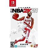 NBA 2K21 - Standard Edition - Nintendo Switch