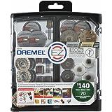 Dremel EZ725 EZ All-Purpose Accessory 70 Piece Kit