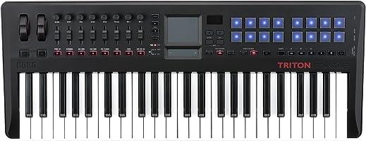 KORG USB MIDIキーボード TRITON taktile-49 トライトン タクタイル 49鍵