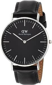 [ダニエル・ウェリントン] 腕時計 Classic Black Sheffield DW00100145 並行輸入品 ブラック