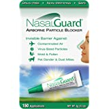 NASALGUARD Allergy Relief and Allergen Blocker Nasal Gel - Drug-Free and Proven Safe for Pollen Allergy Sufferers, Approved f