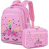 School Backpacks for Boys, Teens Girls Unisex School Bookbag Set Travel Daypack