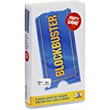 Big Potato 6054012 Blockbuster Board Game - Instant Cult Classic Party Game for the Whole Family White, Blue and Yellow