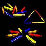 "Fun - Central V78- 1.5"" 50ct Mini Glow Stick, Emergency Glow Sticks, Glow Stick Party Pack, Cool Glow Sticks, Glow in The Dar"