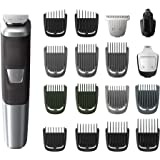 (No Travel Case) - Philips Norelco Multigroom 5000, 18 attachments, MG5750/49