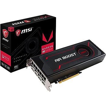 MSI Radeon RX Vega 56 Air Boost 8G OC グラフィックスボード VD6516