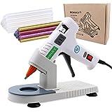 Hot Glue Gun, Monvict Glue Gun Kit, Craft Glue Gun, Glue Gun for Crafts, Mini Hot Glue Gun, Glue Gun 40W with Stand Plus 30 G