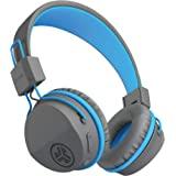 JLab Audio JBuddies Studio Bluetooth Over-Ear Kids Headphones   13 Hour Battery Life   Studio Volume Safe   Volume Limiter  