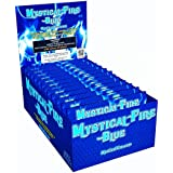 Mystical Fire Flame Colorant Vibrant Long-Lasting Pulsating Flame Color Changer for Indoor or Outdoor Use, Mystical Fire Blue