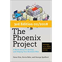 Phoenix Project: A Novel About It, Devops, And Helping Your…