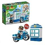 LEGO DUPLO Town Police Bike 10900 Building Blocks, 2019 (8 Pieces)