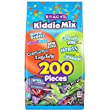 Brach's Kiddie Mix Variety Pack, Individually Wrapped Candy, 50.1 Ounce