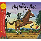 HIGHWAY RAT BOOK PB+CD