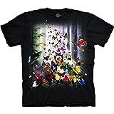 The Mountain Men's Butterflies T-Shirt