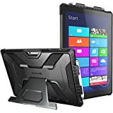 SUPCASE [UB PRO Series] Full-Body Kickstand Rugged Protective Case for Surface Pro 7 Plus/Pro 7/Pro 6 Case Microsoft Surface