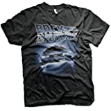 Officially Licensed Back To The Future Part II Vintage Men/'s T-Shirt S-XXL