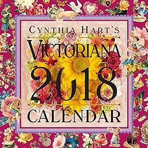 Cynthia Hart's Victoriana 2018 Calendar