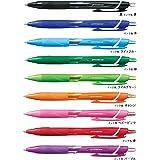 三菱鉛筆 油性ボールペン ジェットストリームカラー0.7 SXN15007.24/SXN150C07.33/8/6/5/4/68/15/11 9色9本組み