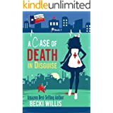 A Case of Death in Disguise : Texas General Cozy Mystery, Book 2 (Texas General Cozy Cases of Mystery)