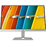 HP 22f Ultraslim Full HD Monitor (1920 x 1080) 21.5 Inch (1 HDMI, 1 VGA) - Silver/Black