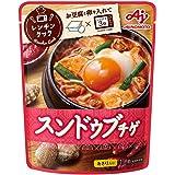 味の素KK レンチンクック スンドゥブチゲ 190g ×5個