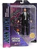 ジョン・ウィック ダイアモンドセレクト 7インチ アクションフィギュア ジョン・ウィック / JOHN WICK 2019 DIAMOND SELECT 7inch Action Figure JOHN WICK キアヌ・リーブス [並行輸入品]