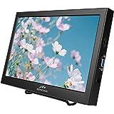 13.3 inch Portable Monitor Kenowa 1366×768 TFT HDMI VGA Computer Gaming Display Monitors Compatible Raspberry Pi B + 2B 3B Wi