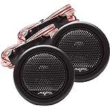 Skar Audio TWS-01 Neodymium Silk Dome Tweeters, Pair