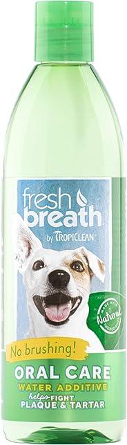 TropiClean Fresh Breath Water Original Additive 473 ml,