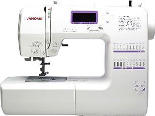 JANOME ジャノメ コンピュータミシン JN-51 / JN-31 / DN-11