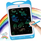 LODBY LCD Drawing Board Toys for 3-6 Year Old Boys Gifts, Electronic Writing Board for Kids Christmas Birthday Gifts for Age