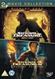 National Treasure 1&2 [Import anglais]