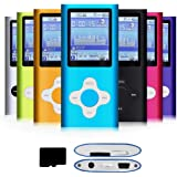 G.G. Martininsen has a Multi-Function MP3/MP4 Player with Micro SD Card, Supports MP4 Player, Video/Media/Music Player, Mini