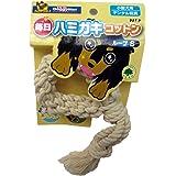 ドギーマン 犬用おもちゃ 毎日ハミガキコットン ループ S サイズ