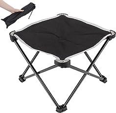 【折りたたみチェア・アウトドア用】 Linkax キャンプチェア コンパクト 軽量 組み立て椅子 専用ケース付き (折り畳みチェア)