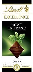 Lindt Excellence Mint Intense Dark, 100g