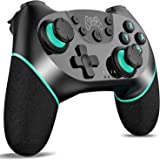 [2020 Upgraded Version] Wireless Controller for Nintendo Switch,KUTIME Wireless Switch Pro Controller Switch Remote Gamepad J