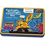 Mudpuppy Goodnight, Goodnight Construction Site Magnetic Characters