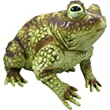 Nicky Bigs Novelties Giant Rubber Toad Prop Decoration, Multi, 10 Inches Long