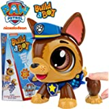 Paw Patrol Toys Chase Build a Bot Robots for Kids - Toys for Kids STEM Toys for Boys and Learning Toys for Girls Paw Patrol E