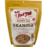 Bob's Red Mill Gluten Free Honey Oat Granola, 340 g