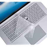 Ultra Thin Clear Surface Laptop 3 Keyboard Cover for Microsoft Surface Laptop 3 13.5 Inch and 15 Inch 2019 Release Laptop TPU