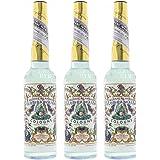 Lanman & Kemp Authentic Real Florida Water Cologne Florida Water Cologne 7.5 Oz - Three (3) Plastic Bottles