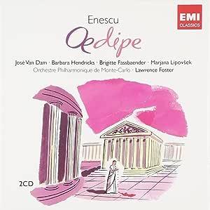 Enescu: Oedipe