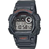 [カシオ] 腕時計 カシオ コレクション W-735H-8AJH メンズ グレー