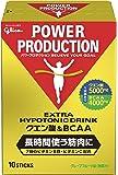 グリコ パワープロダクション エキストラ ハイポトニックドリンク クエン酸&BCAA グレープフルーツ味 1袋 (12…