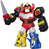 Playskool Heroes Mega Mighties Power Rangers Megazord Action Figure, 12-Inch Mighty Morphin Power Rangers Toy for Kids Ages 3
