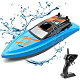 Gizmovine Remote Control Boats Blue