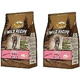 2個セット)キャット ワイルドレシピ アダルトチキン 成猫用 2kg