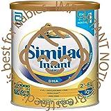 Abbott Similac 2'-FL Stage 1 Infant Milk Formula, 0-12 months, 400g